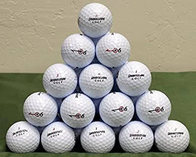48 Bridgestone E6 4A Golf Balls