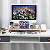 ROYAL CRAFT WOOD Computer Monitor Stand Riser