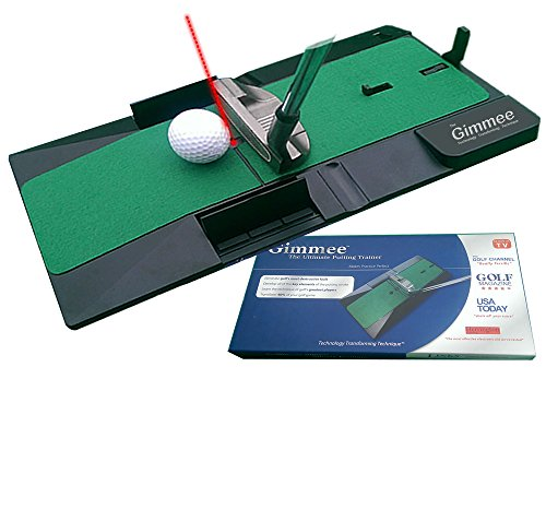 If You COULD Eliminate The PRIMARY Cause Of Poor Putting, Would You ? Well Now You Can. Simply. Effectively. Permanently. by The Gimmee