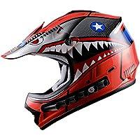 WOW Youth Kids Motocross BMX MX ATV Dirt Bike Helmet...