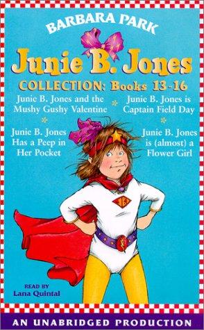Junie B. Jones Collection: Books 13-16 - Junie B Jones Start