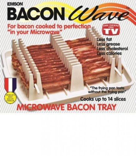 cook bacon in microwave - 5