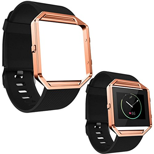 Sunfei Silicone Watch Wrist Fitbit