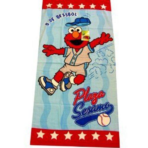 Sesame Street Bath Linens towel