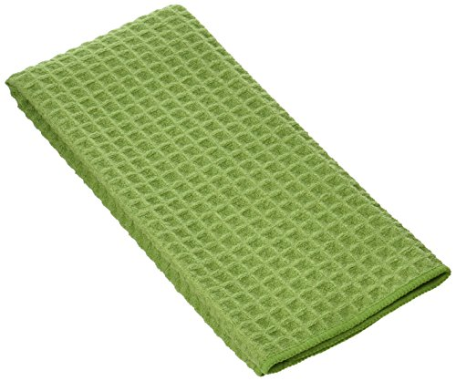 Kay Dee Linens (Kay Dee Designs Microfiber Waffle Polyester/Polyamide Towel, 16-Inch by 24-Inch, Meadow)