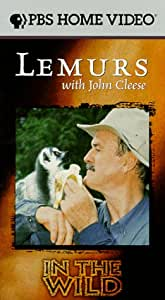 In The Wild - Lemurs with John Cleese [VHS]