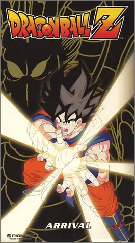 Dragon Ball Z - Arrival (Vol. 1) [VHS]