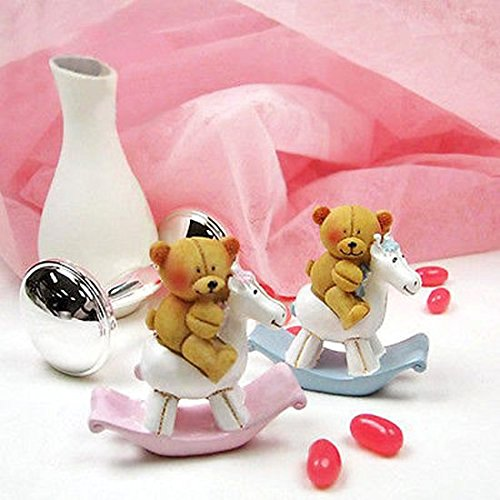 3D bear&rocking horse mold, Cake Decorating Fondant Baking Mould Tool