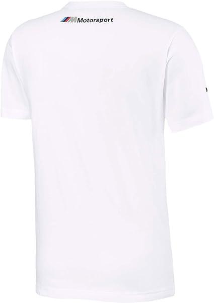 PUMA BMW MMS Logo Camiseta: Amazon.es: Deportes y aire libre