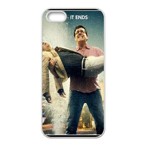 The Hangover 16 coque iPhone 4 4S cellulaire cas coque de téléphone cas blanche couverture de téléphone portable EOKXLLNCD20064