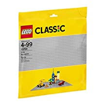 LEGO® Classic Gray Baseplate 10701 Learning Toy