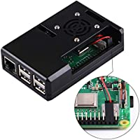 MakerFun Case para Raspberry Pi 3 Modelo B + (B Plus), con ...
