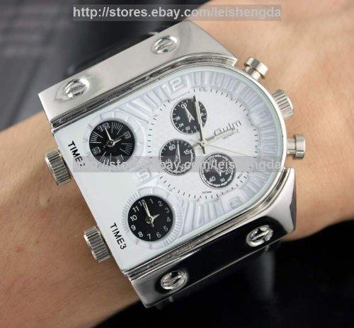multi dial watch - 4