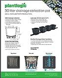 Plantlogic 30 Liter (7.9gal) Drainage Collection