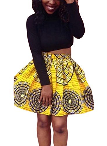 Dearlovers Women African Print Waist product image