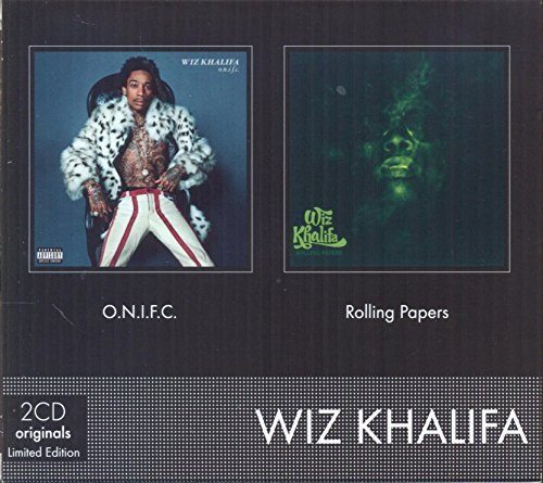 Price comparison product image O.N.I.F.C. + Rolling Papers