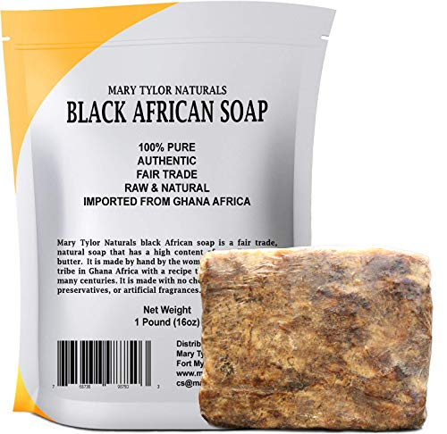 Other Bath & Body Supplies Pure African Natural Black Soap For Exfoliating Meticulous Dyeing Processes Black Soap Gel Peppermint