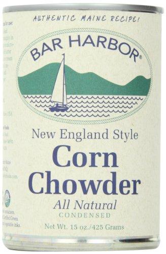 Bar Harbor Chowder, Corn, 15 Ounce Can