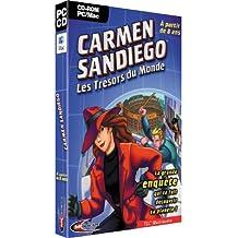 Carmen Sandiego-Les Trésors du Monde 8 ans+ (vf)