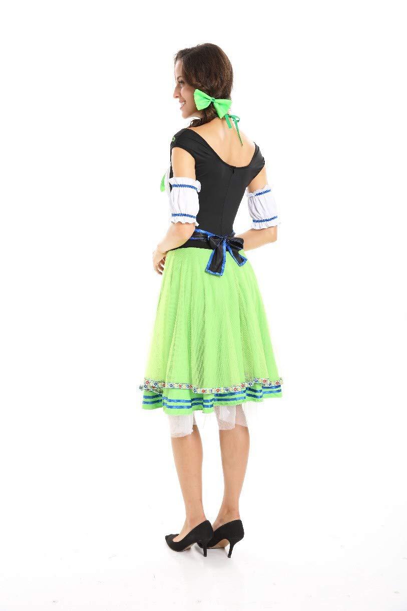 Halloween Kostüm,Halloween Kostüm, Kostüm, Kostüm, Deutsches Oktoberfest Mädchen, Oktoberfest Kleidung, Stil 3, M fd5a40