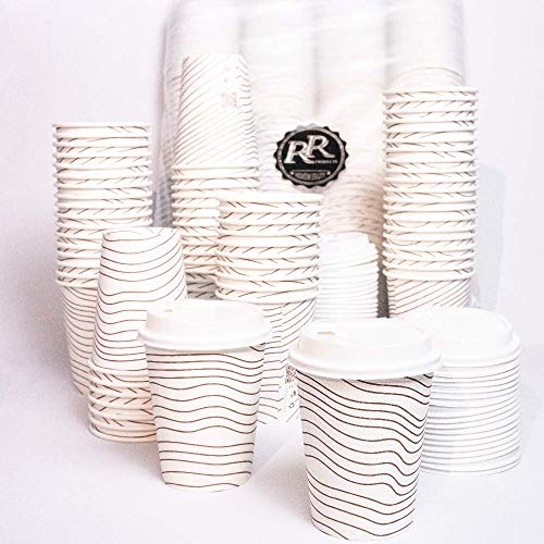 Dixie PerfecTouch Grab 'N Go 12 Oz Hot Cups with Lids - 80 Count