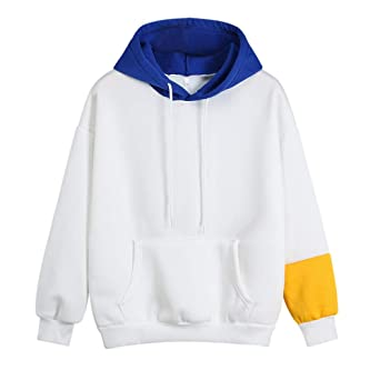 Camisa Blusa LILICAT letras letras color contraste 2018 manga larga puños