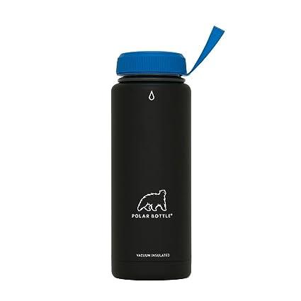 Amazon.com: Polar botella aislado al aspiradora de acero ...