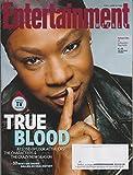 Entertainment Weekly June 15, 2012 True Blood Nelsan Ellis #8