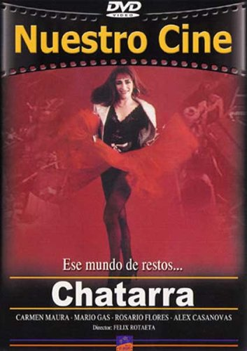 Amazon.com: Chatarra: Carmen Maura, Mario Gas, Àlex ...
