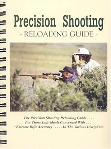 precision shooting reloading guide dave brennan 9781931220125 rh amazon com precision shooting reloading guide by dave brennan precision shooting reloading guide book
