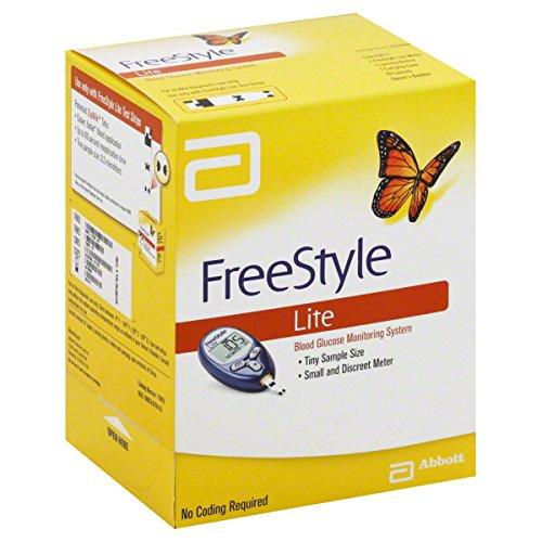 Система мониторинга Freestyle Lite глюкозы в крови