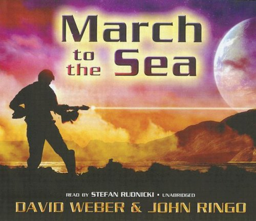 March to the Sea (March Upcountry (Audio)) by Blackstone Audio Inc.