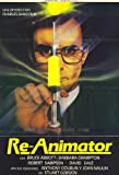 (27x40) Re-Animator - Spanish Style Poster
