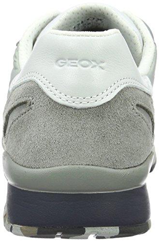 Sneakers U Stone Grigio Uomo Navyc9032 Sandford Geox A qUFzwpxA