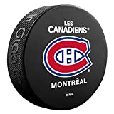 Sher-Wood Athletic Group 510AN000375 Souvenir Puck, One Size, Black