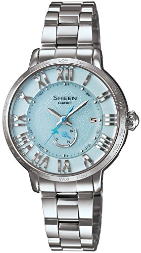 New CASIO SHEEN Floating Index Series SHW-1600D-2AJF Ladies