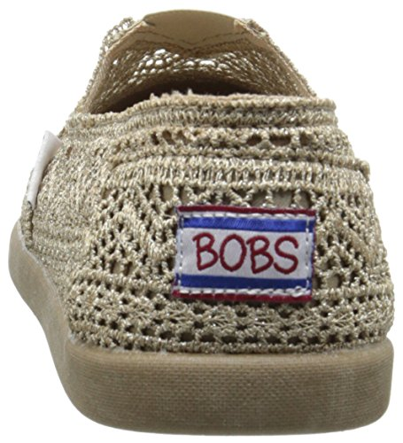Skechers Bobs World - Dream Catcher - Zapatos para mujer Taupe Horses