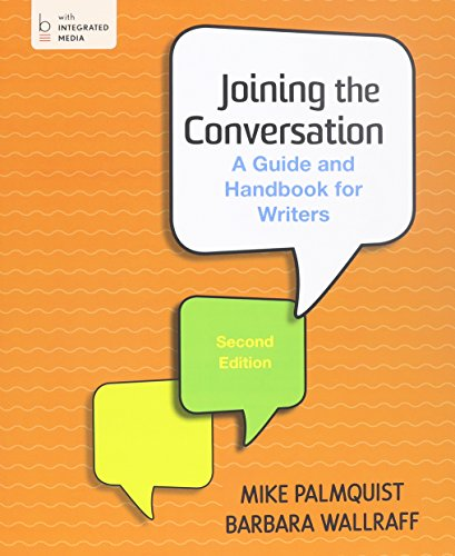 Joining the Conversation with Handbook 2e & LaunchPad for Joining the Conversation (Access Card)