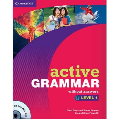 Active Grammar Level 1 without Answers and CD-ROM (Mixed media product) - Common ebook