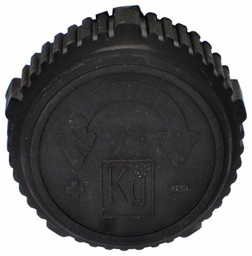 FORKLIFT ADJUSTER KNOB (FRONT) KNOB-150