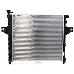 Perfect Fit Group P2262 - Grand Cherokee Radiator, 4.0L Eng.