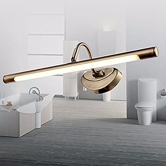 Sjun Led Spiegel Lampe Kontinentalen Wasserdichte Badezimmer Spiegel