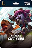 Video Games : League of Legends $100 Gift Card – 15000 Riot Points - NA Server Only [Online Game Code]