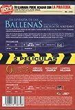 2 PELICULAS WHALE RIDER (LA LEYENDA DE LA BALLENAS)Audio English with Spanish Subtitles & THE ODYSSEY (LA ODISEA) Audio English and Spanish with Subtitles Spanish[NTSC/Region 1 and 4 dvd. Import - Latin America]