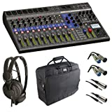 Zoom LiveTrak L-12 - 12-Channel Digital Mixer - Best Reviews Guide