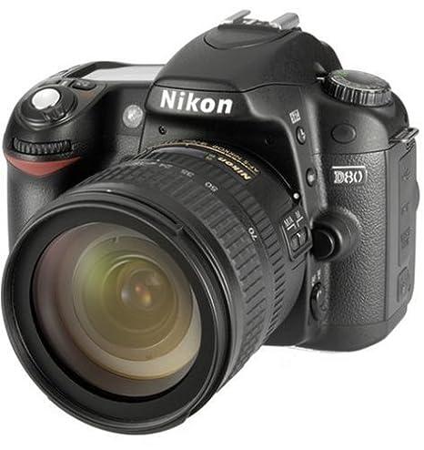 Nikon D80 - Cámara Réflex Digital 10.2 MP (Objetivo PENTAX-DA 18 ...