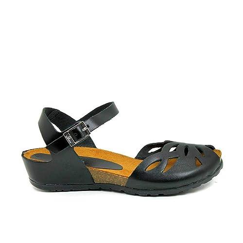 Borse Nero itScarpe E Sandalo Capri 003Amazon Yokono Skin 1Tc3lKFJ