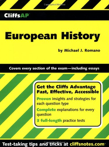 CliffsAP European History