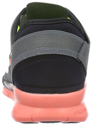 5 Fabric Men's Free Grey Running Fit 5 Volt NIKE 0 Hyper Shoe Orange Black Tr Dark wqHw0d