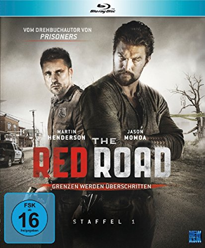 The Red Road (Season 1) ( The Red Road - Season One ) [ NON-USA FORMAT, Blu-Ray, Reg.B Import - Germany ]